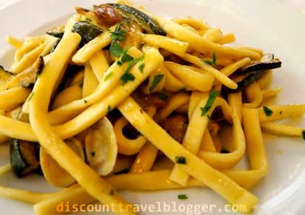 pasta-vongole